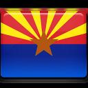 arizona, flag icon