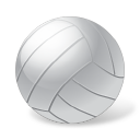 Ball, Volleyball icon