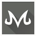majin, dragon ball icon