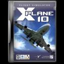 X Plane 10 icon