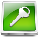 login,key icon