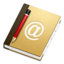 Applic Address Book icon
