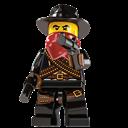 Gunslinger, Lego icon