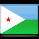 Djibouti, Flag icon