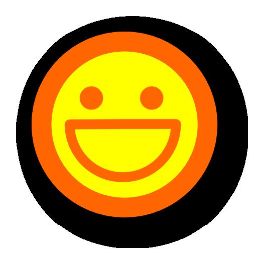 emot, smile, happy, emotion icon