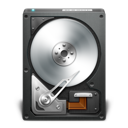 harddisk, drive, opendrive, disk icon