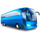 travel,bus,automobile icon