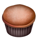 chocolate, food, muffin, cake icon