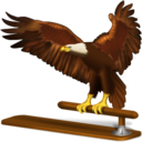 old,thunderbird,animal icon