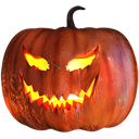 Evil, Pumpkin icon