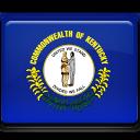 kentucky, flag icon