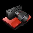 camera, photography, folder icon