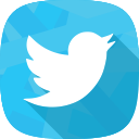 twitter, social network icon