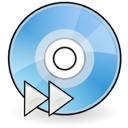 dev, cdrom, gnome, audio icon