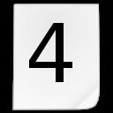 Integer, Type icon