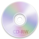 device, optical, disk, disc, cd, save, rw icon