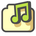 my music, music icon