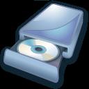 Cd, Dvd, Wr icon
