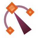 node, editor, tool icon