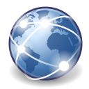 internet, applications icon