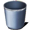 Bin, Empty, Recycle, Trash icon