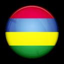 flag,mauritius,country icon
