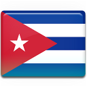 flag, cuba, country icon