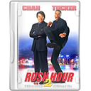 , Case, Dvd, Rushhour icon