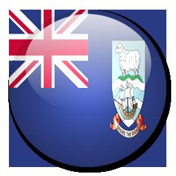 country, flag, falkland, island, islas, malvinas icon