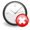 Actions history clear icon