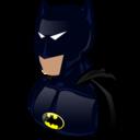 cartoon, batman icon