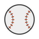 baseball, baseball bat, bat, strike, beisebol icon