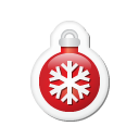 08, xmas, sticker icon