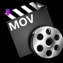 mov,movie icon