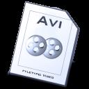 avi,video icon
