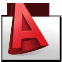 Autocad, Autodesk icon
