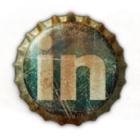 linked, in, linkedin icon