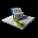 Calendar Edit icon