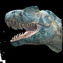 Theropod Dinosaur icon