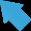 upleft icon