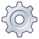 preferences, options, setting, cog, gear, system, settings icon