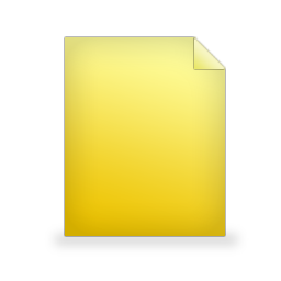 document, empty, file, paper, blank icon