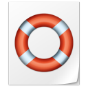 file, help, paper, document icon
