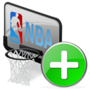 add, trash, basketball, sport, recyclebin, plus, nba icon