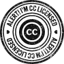 Commons, Creative, Stamp icon