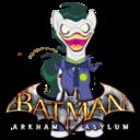 Batman Arkham Asylum icon