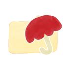 folder, umbrella, ak, vanilla icon