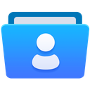 explorer, personal, folder icon