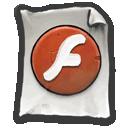 flash, flile, file icon