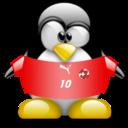 switzerland,penguin,animal icon